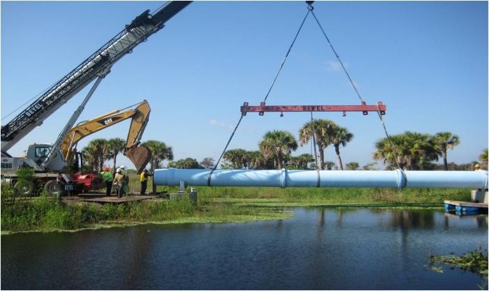 42-inch South Mainland Water Pipeline